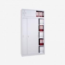 Sliding Metal Door Cupboards Monoblock Features